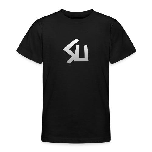 Plain SU logo - Teenage T-Shirt