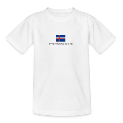 Iceland - Teenage T-Shirt