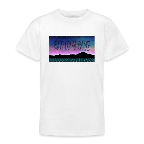 Shut up-N- Game - Teenage T-Shirt