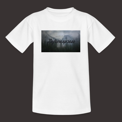 Tiefenexpress Logo 2016 - Teenager T-Shirt