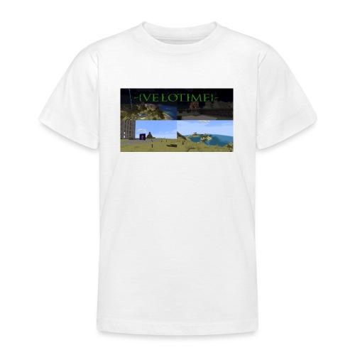 Velotime! - T-shirt tonåring