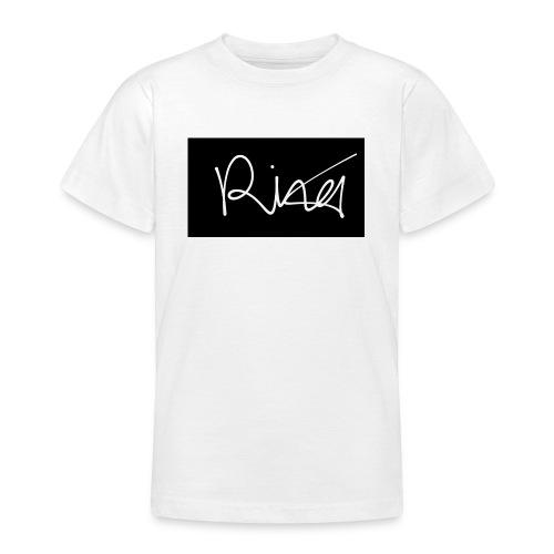 Autogramm - Teenager T-Shirt