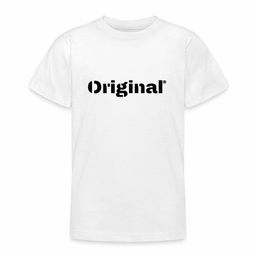 Original, by 4everDanu - Teenager T-Shirt