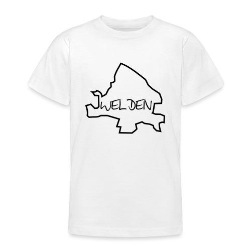 Welden-Area - Teenager T-Shirt