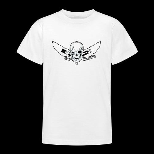 Ccm4Herrschaft - Teenager T-Shirt