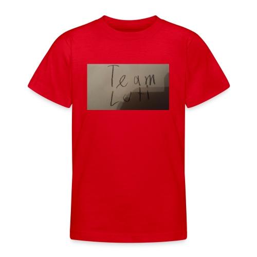 Team Luti - Teenager T-Shirt