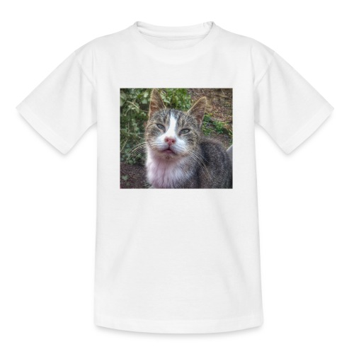 Katze Max - Teenager T-Shirt