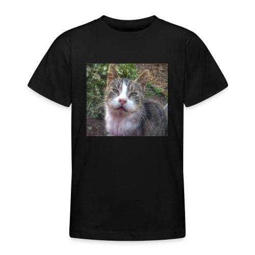 Katze Max - Teenager T-Shirt