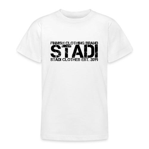 Stadi Clothes - Nuorten t-paita