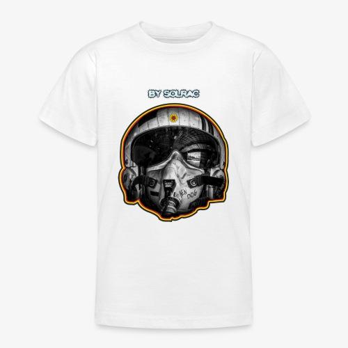 SOLRAC Pilot Air Force - Camiseta adolescente