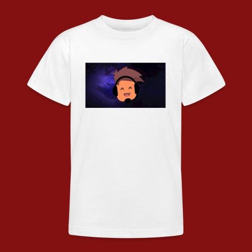ProfilBild RymdBakgrund - T-shirt tonåring