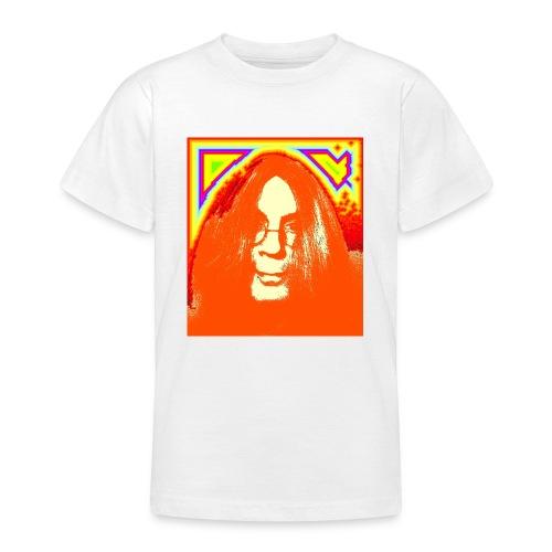 hippie1 - Teenager T-Shirt