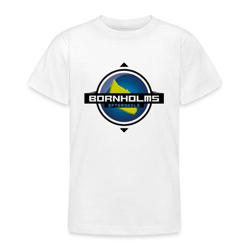 BORNHOLMS_EFTERSKOLE - Teenager-T-shirt