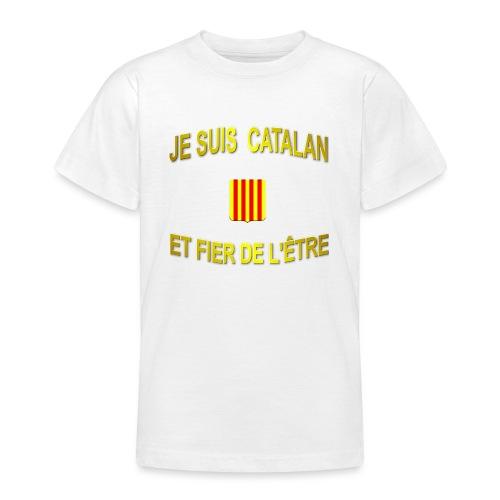 Dessous de verre à l'emblème du PAYS CATALAN - T-shirt Ado