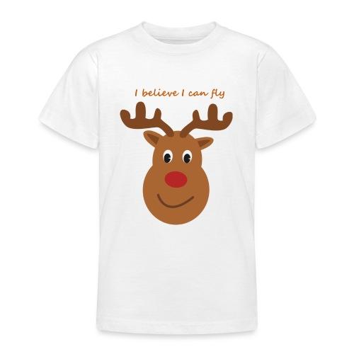 Isles of Rudolph - Teenage T-Shirt