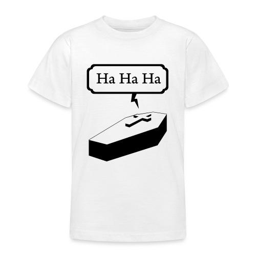 hahaha - T-shirt Ado