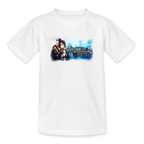 Overwatch and GameOfThrones Fusion - Teenage T-Shirt