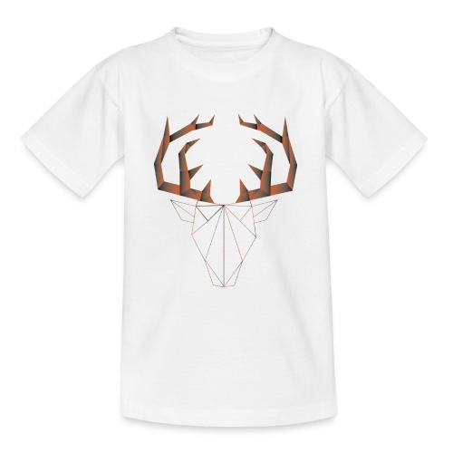 LOW ANIMALS POLY - T-shirt Ado