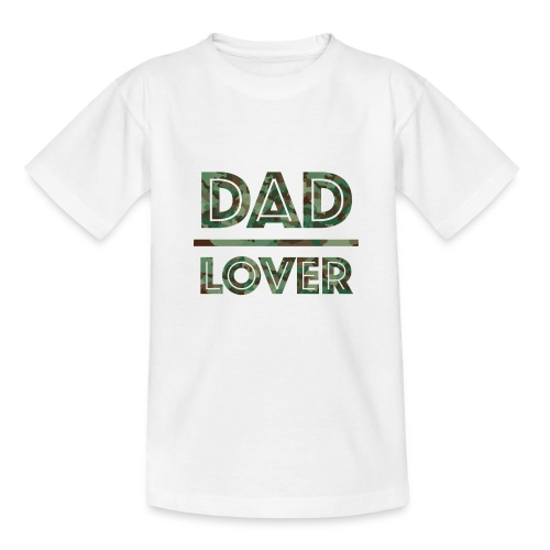 DAD LOVER - T-shirt tonåring