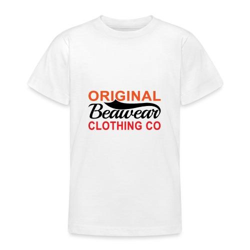 Original Beawear Clothing Co - Teenage T-Shirt
