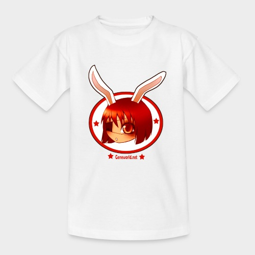 Geneworld - Bunny girl pirate - T-shirt Ado