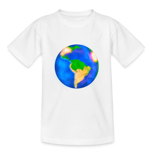 Erde / Earth - Teenager T-Shirt