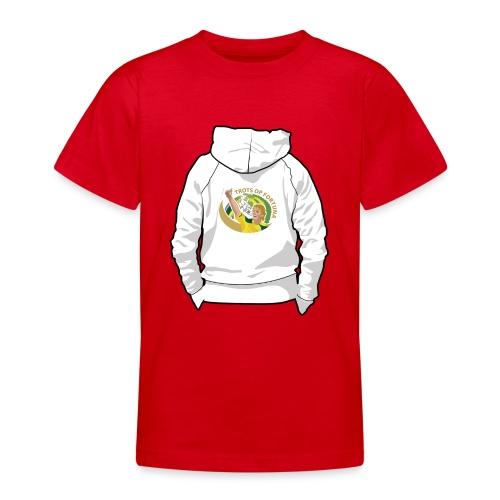 hoodyback - Teenager T-shirt