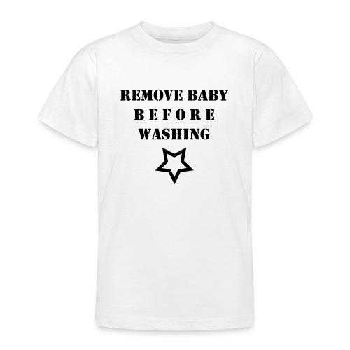 removebaby - Teenager T-shirt