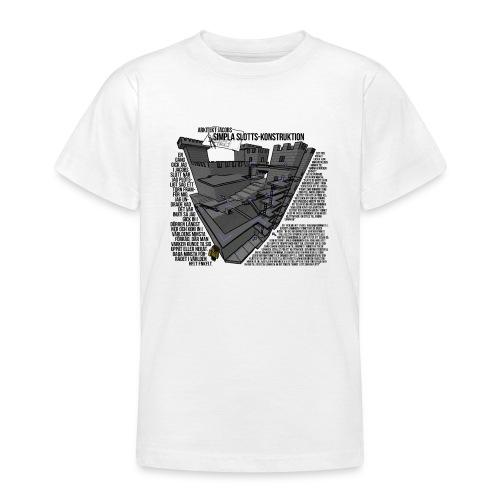 Jacobs Slott - T-shirt tonåring