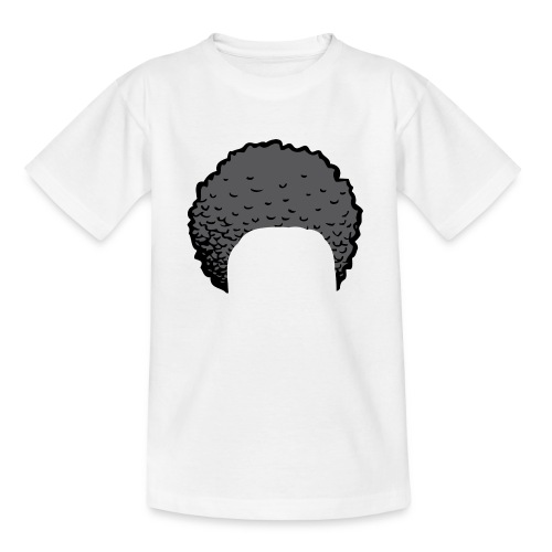 ZayDoItBest Afro Rockin' Case - Teenage T-Shirt