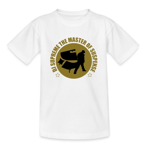 Master of Suspense T - Teenage T-Shirt
