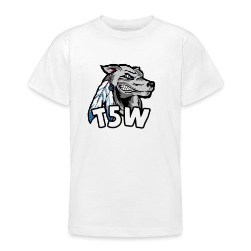 T5Wolves - Teenage T-Shirt