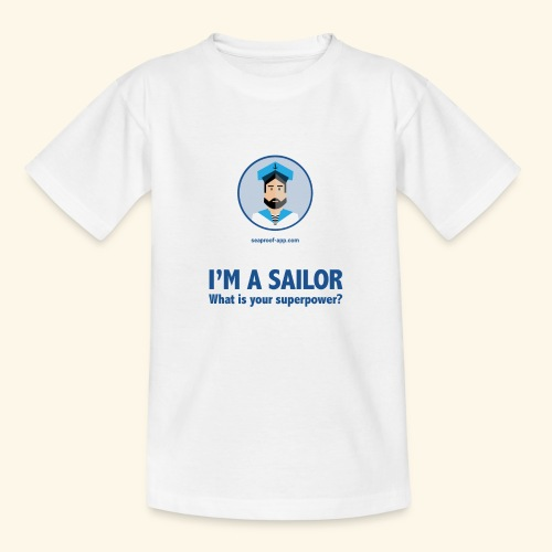 SeaProof Superpower - Teenager T-Shirt