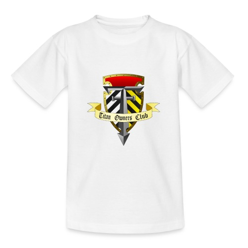 TOC Gothic Clear Background 1 - Teenage T-Shirt