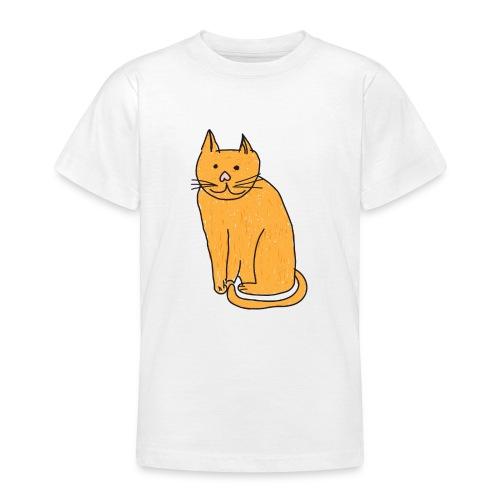 Cat Travel Mug - Teenage T-Shirt