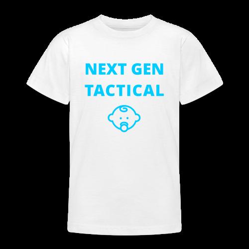 Tactical Baby Boy - Teenager T-shirt