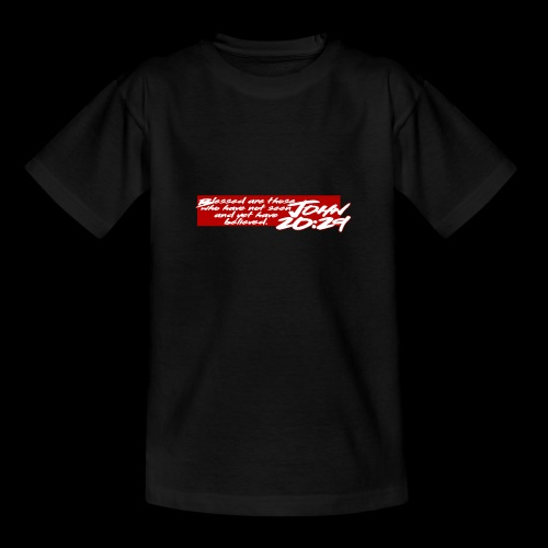OVER REASON 2 - Camiseta adolescente