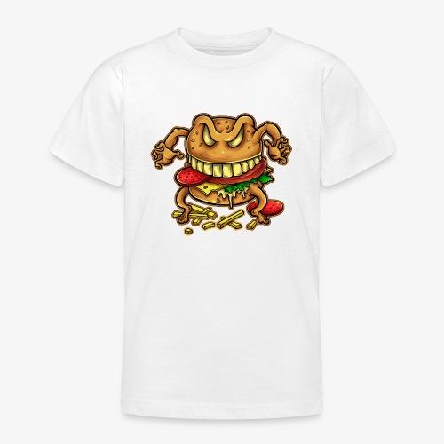 La malédiction du burger - T-shirt Ado