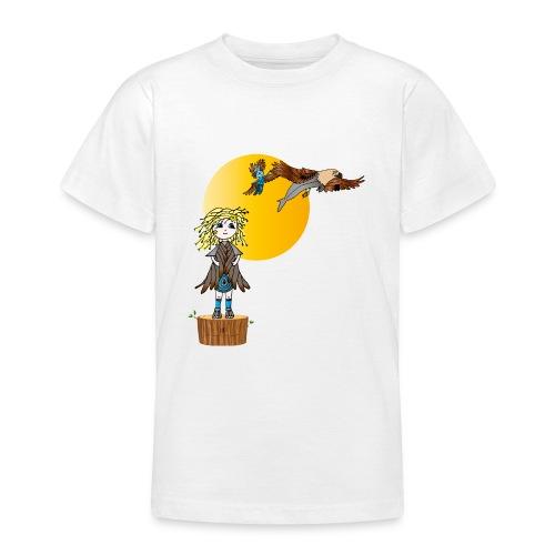 Energiewesen Intufina mit Diva - Teenager T-Shirt