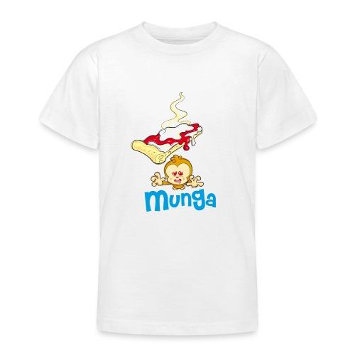 Munga Pizza - Maglietta per ragazzi
