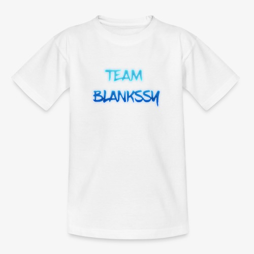 TEAM BLANKSSY - Teenage T-Shirt