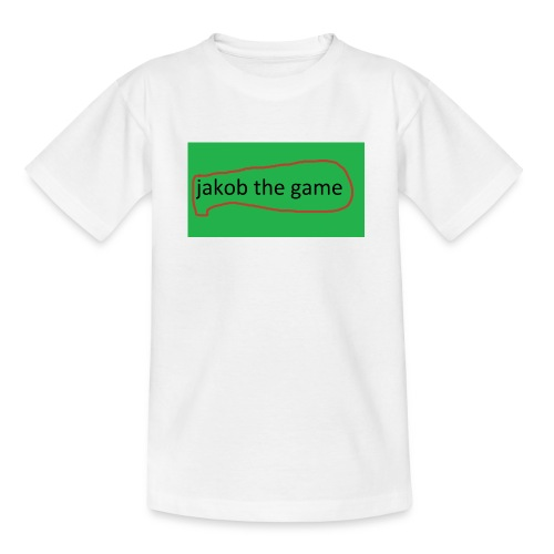 jakobthegame - Teenager-T-shirt