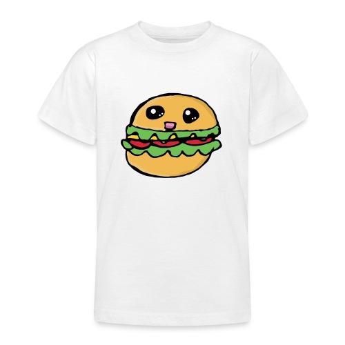 Hamburger kawai - T-shirt Ado