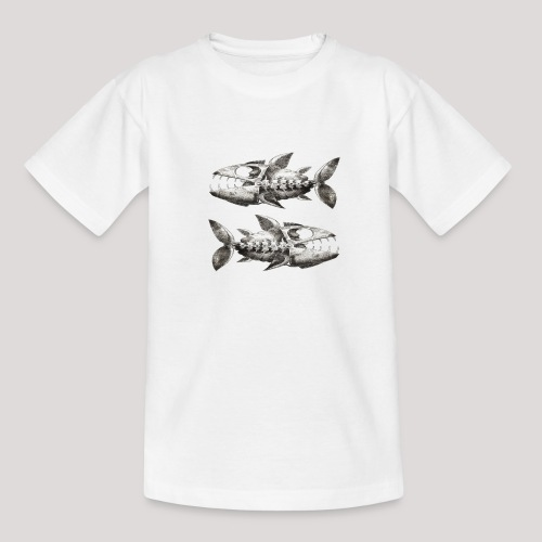 FishEtching - Teenage T-Shirt