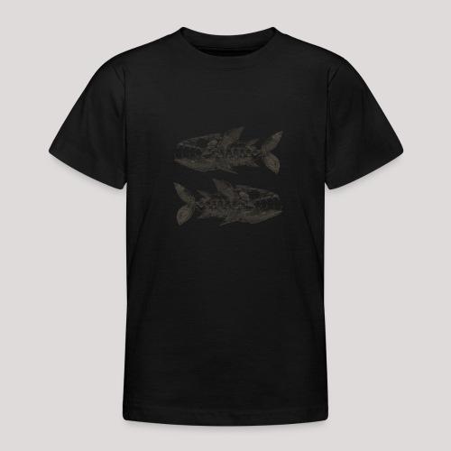 FishEtching - Teenage T-Shirt