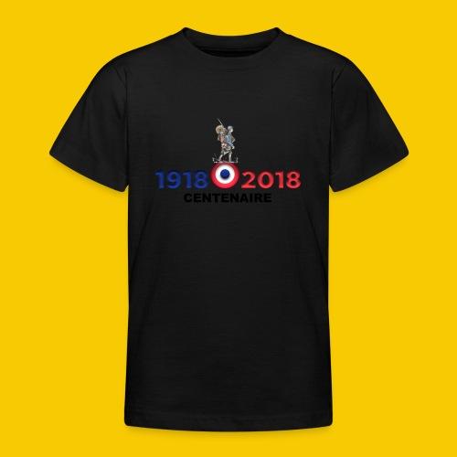 CENTENAIRE - T-shirt Ado