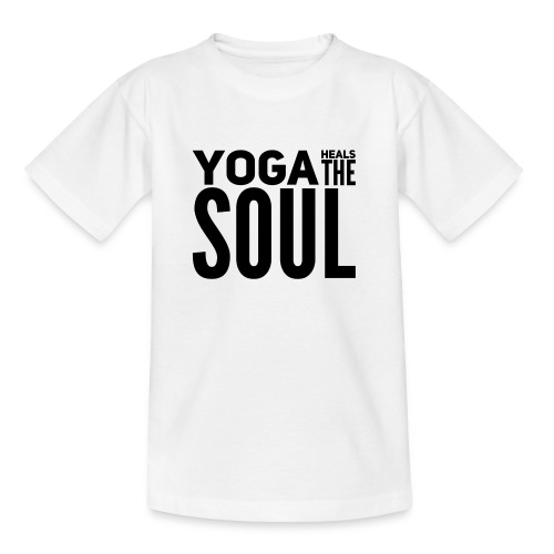 yogalover - Teenager T-shirt
