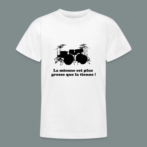 La mienne est plus grosse - T-shirt Ado