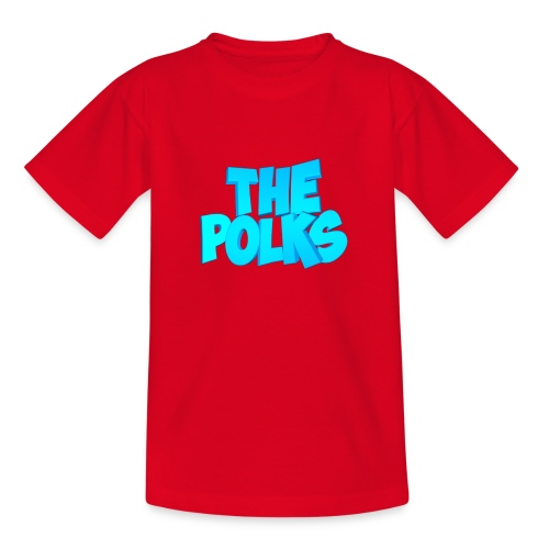 THEPolks - Camiseta adolescente