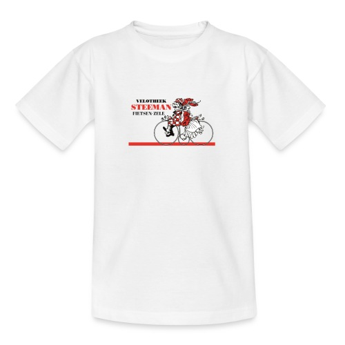 Velotheek Tshirts - Teenager T-shirt